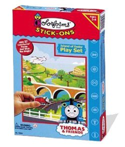Thomas and Friends: Colorforms Island of Sodor Play Set - Buy Thomas and Friends: Colorforms Island of Sodor Play Set - Purchase Thomas and Friends: Colorforms Island of Sodor Play Set (Thomas & Friends, Sports & Outdoors,Categories)