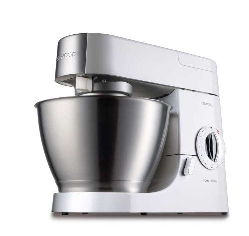 Kenwood Chef Premier KMC510 4.6 Litre Kitchen Machine, 1000 Watt, White