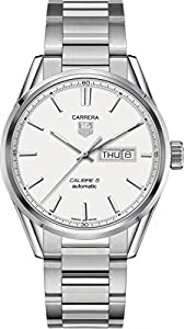 TAG Heuer Carrera Calibre 5 Day/Date Mens Watch WAR201B.BA0723