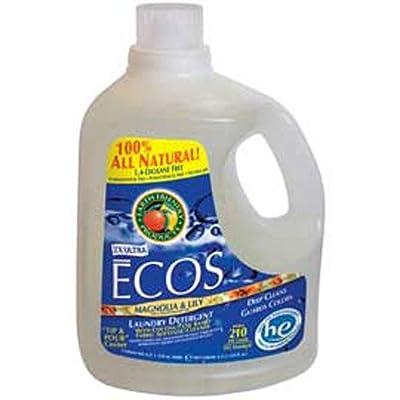 Earth Friendly Products Ecos Laundry Liquid, Lemongrass 50 fl. oz. (a)