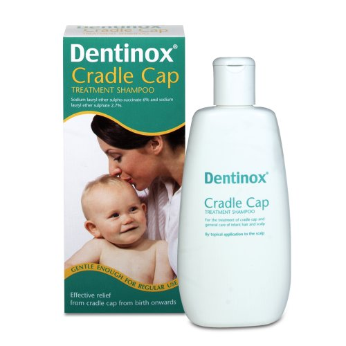 Product Description : Dentinox Cradle Cap Baby Shampoo 125ml