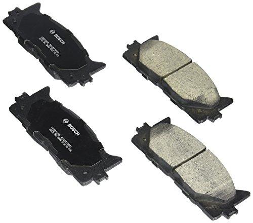 Bosch BC1293 QuietCast Premium Disc Brake Pad Set (2007 Camry Bosch Brake Pads compare prices)