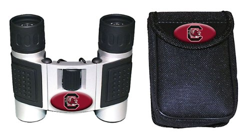 Ncaa South Carolina Fighting Gamecocks High Powered Compact Binoculars With Case