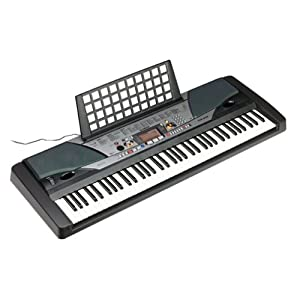 Yamaha PSRGX76AD 76-Note Touch-Sensitive Portable Electronic Keyboard