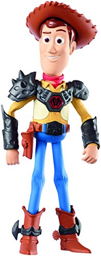 Disney Toy Story That Time Forgot Battlesaurs Woody Figure