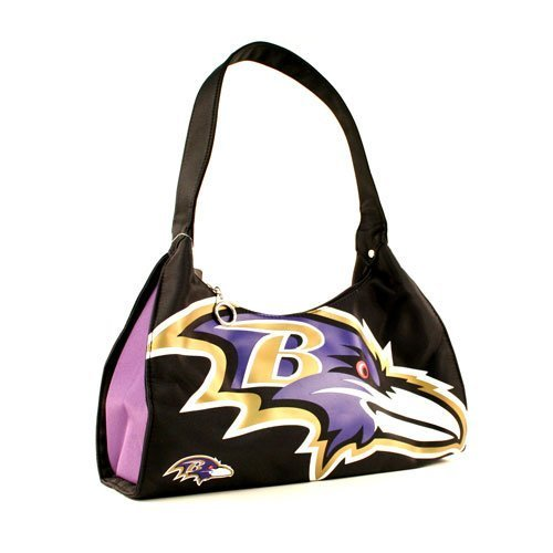 Baltimore Ravens Big Logo NFL Hobo Purse by NFL