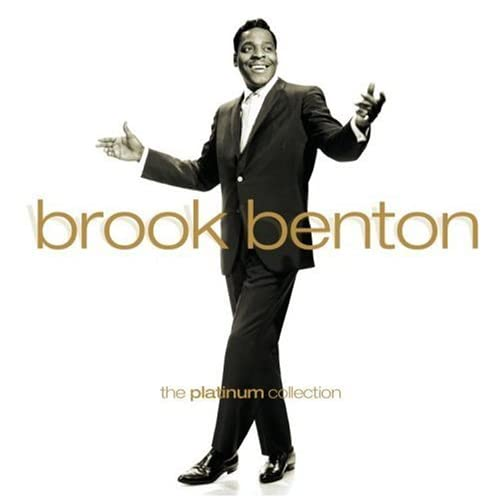 Brook-Benton-The-Platinum-Collection-Brook-Benton-Audio-CD