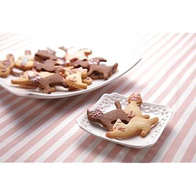 CAKE・MATE クッキー抜型セット ネコ DL-5965