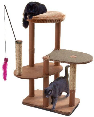 Solvit Kitty'scape Play Structure Intermediate Kit for Cats Solvit B008QZTEN0