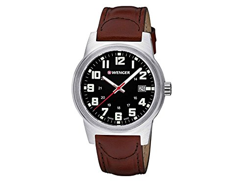 Wenger orologio uomo Field 01.0441.135