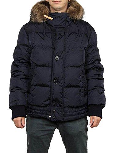 MONCLER RIBIERA NAVY giacca invernale piumino uomo-58