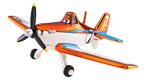 Disney Planes Racing Dusty Crophopper Collectible Diecast (Dusty Crophopper Die Cast compare prices)