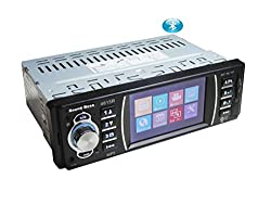SoundBoss MP5 PLAYER WITH BLUETOOTH & REAR VIEW CAMERA Connectivity Car Media Player