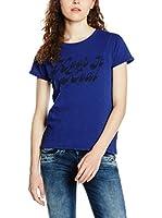 Pepe Jeans London Camiseta Manga Corta Catalina (Azul)