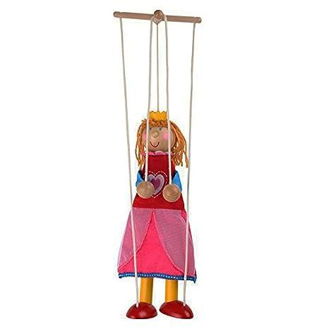Legler - 10033 - Marionnette - Princesse - 50 cm