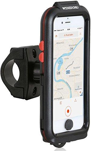 Wicked-Chili-Tour-Case-fr-Apple-iPhone-6S-6-Outdoor-Fahrradhalterung-Bike-Navigation-Spritzwasserschutz-IPx4-Ladekabelanschluss-Kopfhrerbuchse-neig-und-drehbar