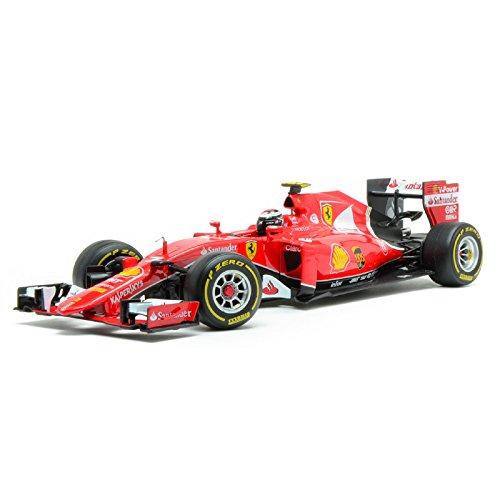 【 BURAGO 】 1/18 ブラゴ フェラーリ F1 Team SF15-T 2015年モデル (キミ・ライコネン)