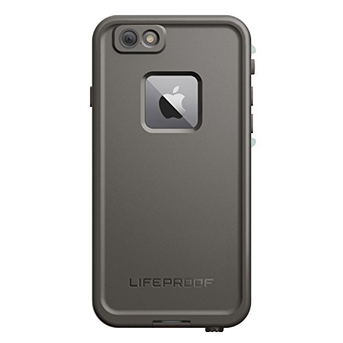 Lifeproof 77-52565 FRE Waterproof Case for iPhone 6/6s (4.7-Inch Version)- Grind (Dark Grey/Slate Grey/Skyfly Blue) (Blue Lifeproof Case compare prices)