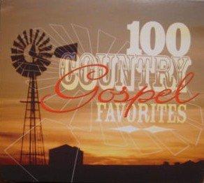100 Country Gospel Favorites, 5 disc set (2009)