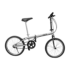 MEC Bikes Ride 3.0 The Folding Bike - White