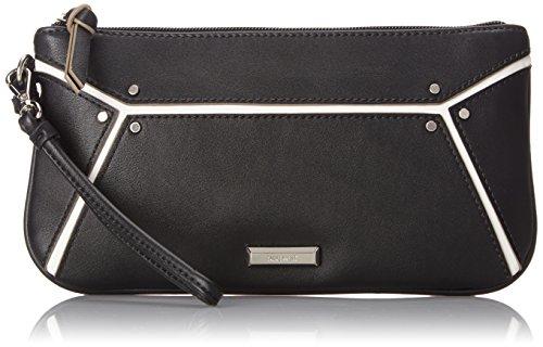 Nine West Nailed It Wristlet Wallet, Black, One Size