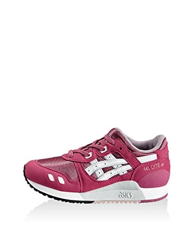Asics Zapatillas Gel-Lyte III Ps Magenta / Blanco