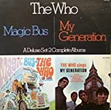 MAGIC BUS/MY GENERATION LP (VINYL ALBUM) US MCA