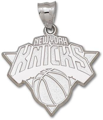 New York Knicks NBA Sterling Silver Charm