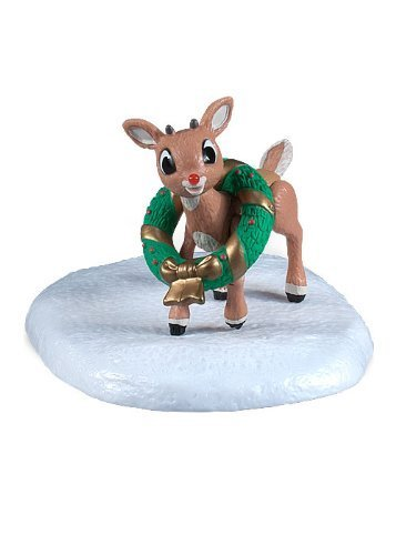 Rudolph the Red-Nosed Reindeer 2011 Super Poseable Deluxe Action Figure