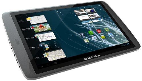 Imagen de Archos 101 G9 Turbo ICS 250GB 10-pulgadas Tablet