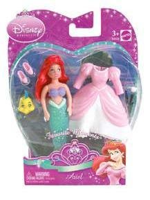 Buy Low Price Mattel Disney Precious Princess Favorite Moments The Little Mermaid Ariel Doll Figure (B001CNLJGS)