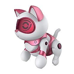 Teksta Newborn sind kleine echte Roboter, die auf Stimme und Berührungen reagieren. Dank ihrer künstlichen Intelligenz können sie bellen, laufen, auf Befehl « Männchen » und « Sitz » machen und mit den Ohren und dem Schwanz wackeln. Sie verhalten sic...