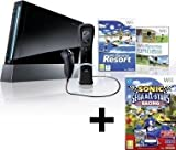 echange, troc Wii NOIRE SPORTS RESORT + Sonic & Sega All-Stars