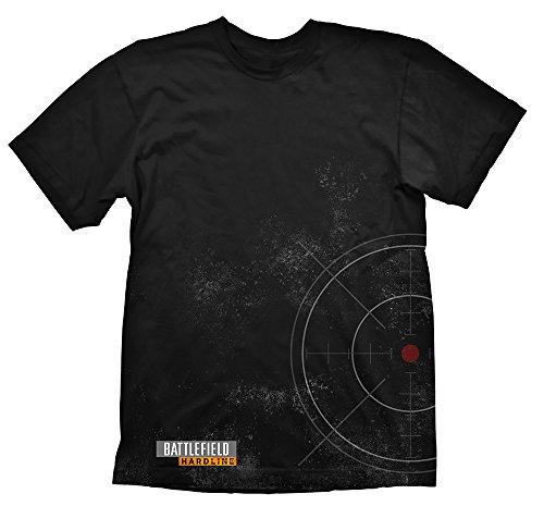 Battlefield Hardline Maglietta Maglia T Shirt Target Size S Gaya Entertainment