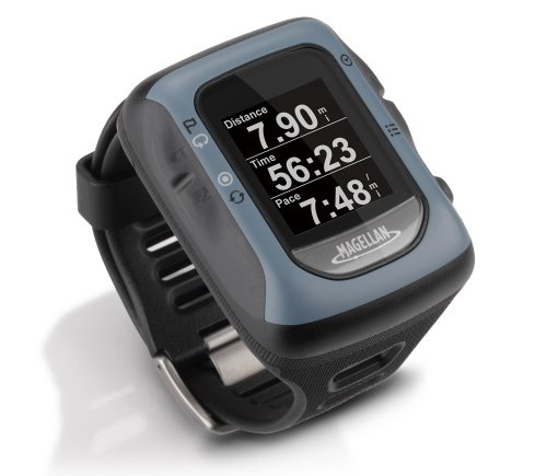Magellan Switch Crossover GPS Watch with Heart Rate Monitor Running Gps