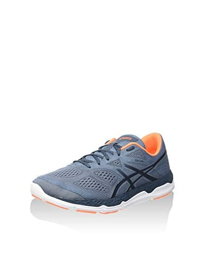 ASICS BLUE MIRAGE/DARK SLATE/HOT ORANGE