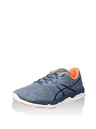 Asics Zapatillas (Azul / Naranja)