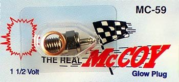Team Associated MC59 Mccoy #59 Glow Plug