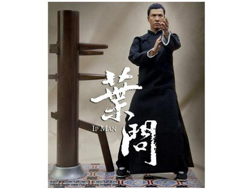 Real Masterpiece 1/6 Scale Ip Man Figure