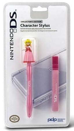 Nintendo DS Lite Nintendo Character Stylus - Peach