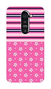 SWAG my CASE PRINTED BACK COVER FOR LG G2 Multicolor