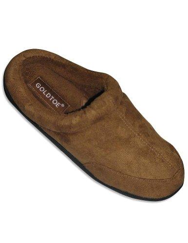 Cheap Goldtoe – Ladies Slipper, Tan 27622 (B0064DRZ0U)