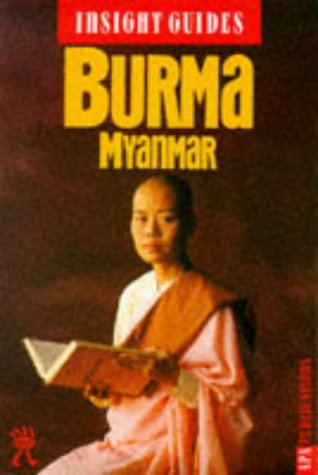 Myanmar Burma Insight (Insight Guides)