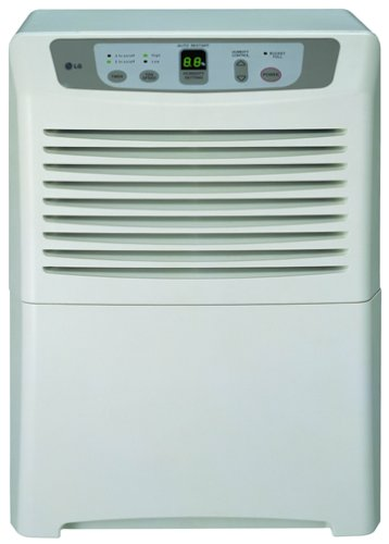 Dehumidifier Lowes Lg Electronics Dh404e Dehumidifier