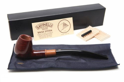 Savinelli Qandale Smooth 628 Tobacco Pipe