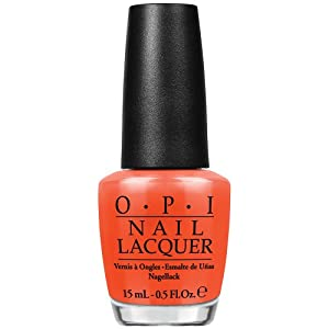 OPI Nail Lacquer, Juice Bar Hopping, 0.5 Ounce