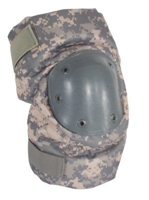 Voodoo Tactical 06-9273 Warrior Knee Pads One Size Fits All andao one size fits all