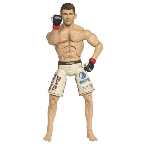 Deluxe UFC Figure Series #1 Forrest Griffin - 1