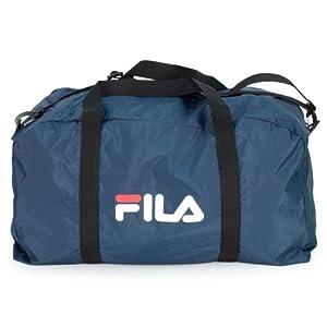 Buy Fila Unisex Trainer Duffle Zipper Shoulder Straps Bag by Fila