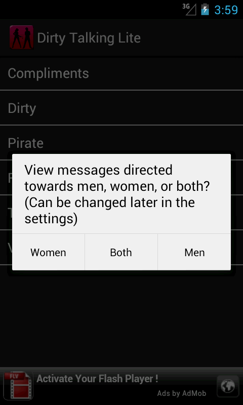 android apps best dirty talk